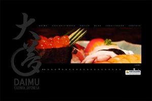 уеб сайт за ресторант черно