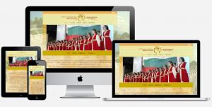 уебсайт за хорова формация