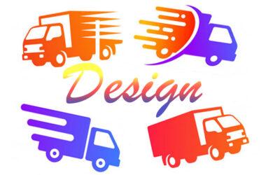 Лого за транспорт и логистика